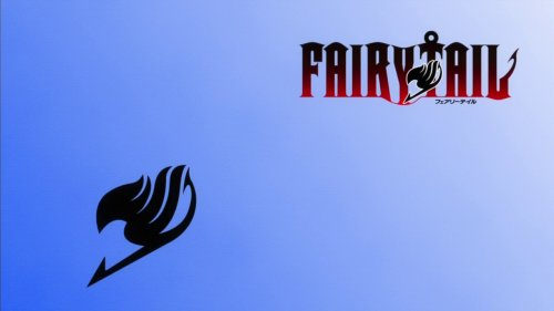 Fairy tail blue