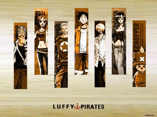 Luffy_Pirates