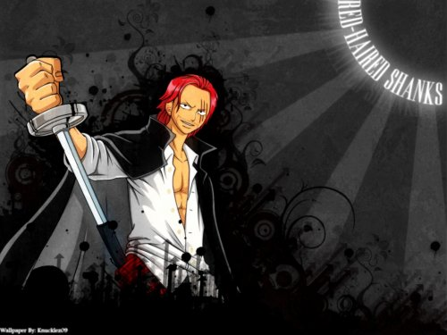 Red Hair Shanks
